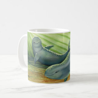 Irrawaddy or Mekong River Dolphin Coffee Mug