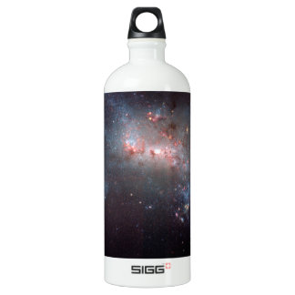 Irregular Galaxy NGC 4449 Caldwell 21 Water Bottle
