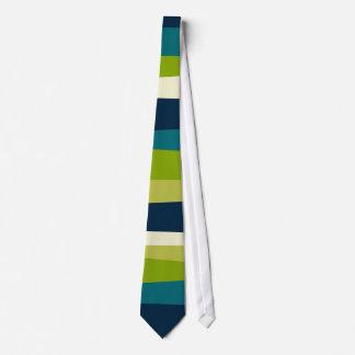 Irregular Stripes 01 Tie