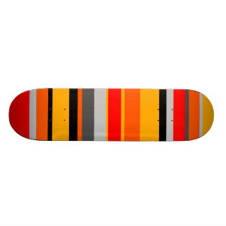 Irregular Stripes 05 21.6 Cm Skateboard Deck