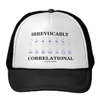 Irrevocably Correlational (Correlation Statistics) Cap
