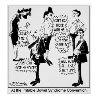 Irritable Bowel Syndrome Convention Poster