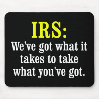 IRS MOUSE PAD