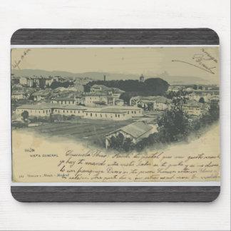 Irun Vista General, Vintage Mousepad
