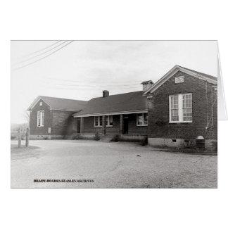 Irving College School Circa 1950 Card