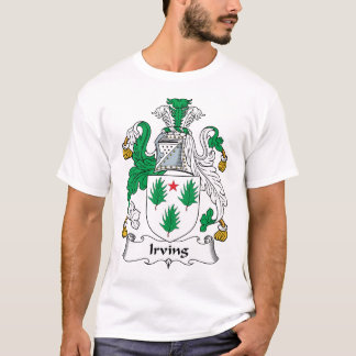 Irving Family Crest T-Shirt