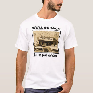 Irving Theater is back T-Shirt