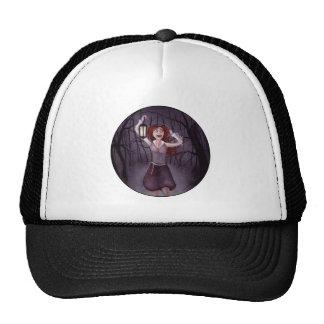 IS ANYBODY HERE?? MESH HATS