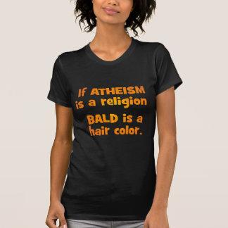 Is Atheism a Religion? Tshirts