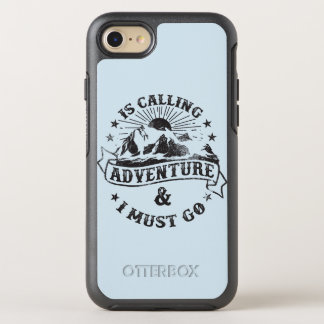 Is Calling Adventure Otterbox Phone Case