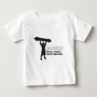 Is Cardio Spanish? Baby T-Shirt