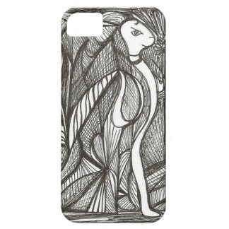 Is it a Unicorn? Cell phone case...abstract art. iPhone 5 Cover