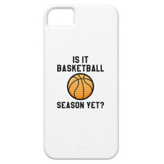 Is It Basketball Season Yet? Barely There iPhone 5 Case