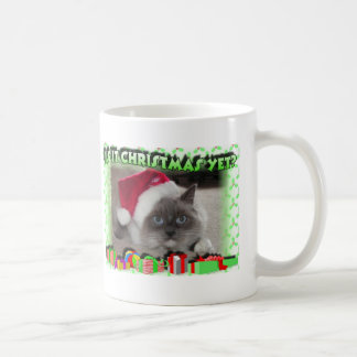 Is it Christmas yet? Coffee Mug