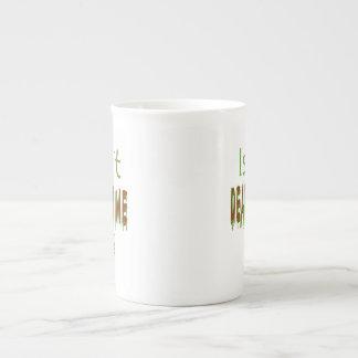 Is It Dead Time Yet? Bone China Mug