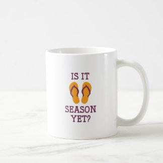Is It Flip Flop Season Yet? Coffee Mug