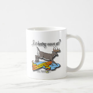 Is It Hunting Season Yet? Coffee Mug