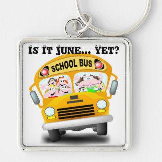 Is It June Yet? Key Ring