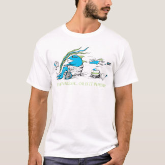 IS IT PHRESH OR IS IT PHRIED Tee Shirt Design
