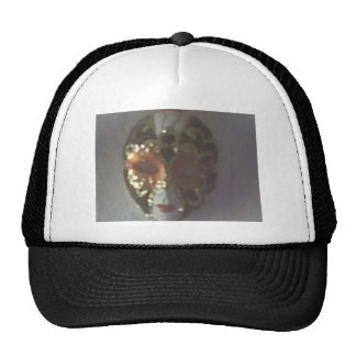 Is my face shiny? cap
