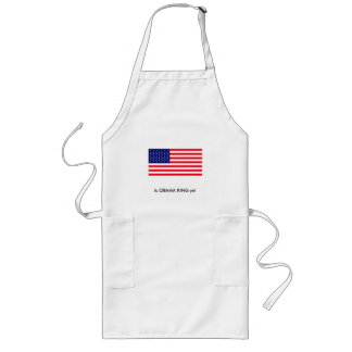 Is OBAMA KING yet Apron