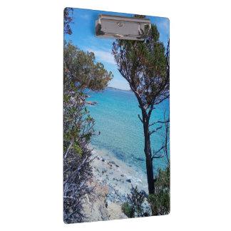 Is piscadeddus beach clipboard