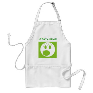 Is that a salad! standard apron