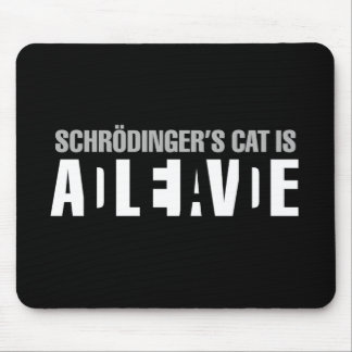 Is your mouse dead or alive mouse pads