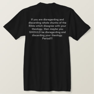 Is your theology correct? T-Shirt