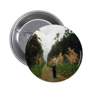 Isaac Levitan- Autumn day Sokolniki Pins