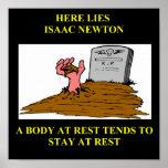 isaac newton joke
