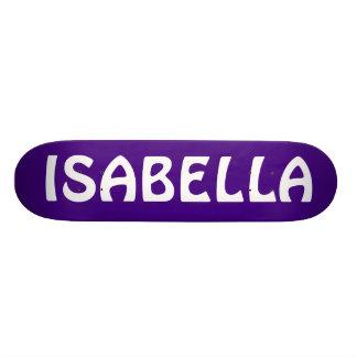 ISABELLA SKATE DECK