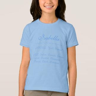 Isabella T-Shirt