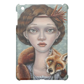 Isabelle and Ludwig iPad Mini Covers