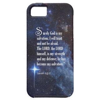 Isaiah 12:2 tough iPhone 5 case
