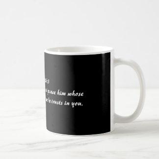Isaiah 26:3 mug