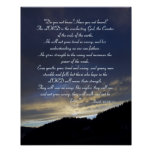 Isaiah 40;28-31   Inspirational Poster