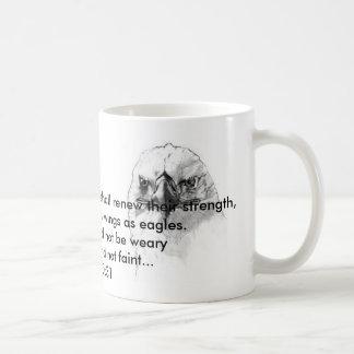 Isaiah 40:31 coffee mug