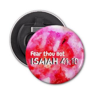 Isaiah 41 10 I Will Strengthen Bottle Opener