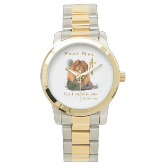 Isaiah 41:10 items watch