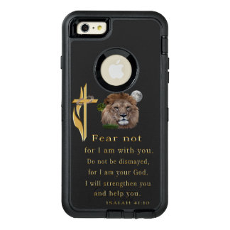 Isaiah 41:10 OtterBox defender iPhone case