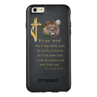 Isaiah 41:10 OtterBox iPhone 6/6s plus case
