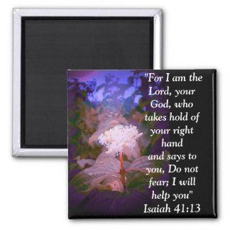 Isaiah 41:13 magnet