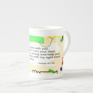 Isaiah Tea Cup