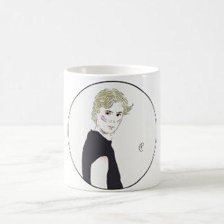 isak? coffee mug