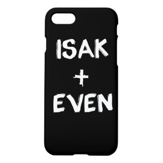Isak+Even iPhone 8/7 Case