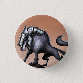 Isangrim 3 Cm Round Badge