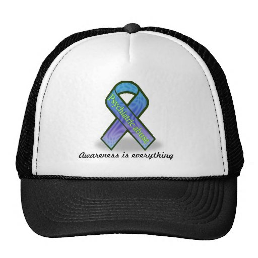 Awareness is everything mesh hat