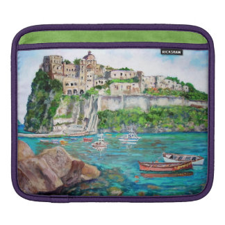 Ischia -  iPad pad Horizontal iPad Sleeve