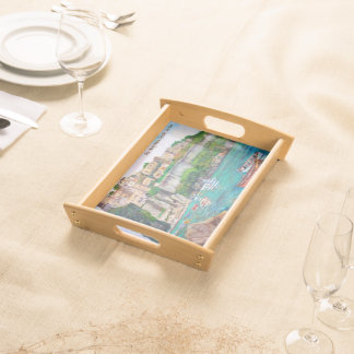 Ischia, Italy - Small Serving Tray